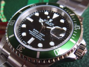 Anniversary Submariner