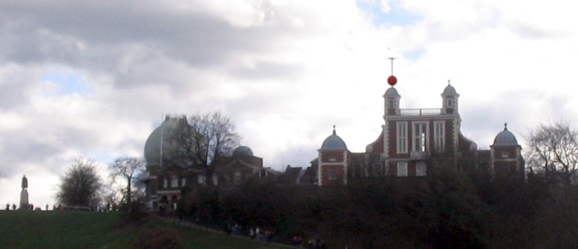 greenwich-timeball